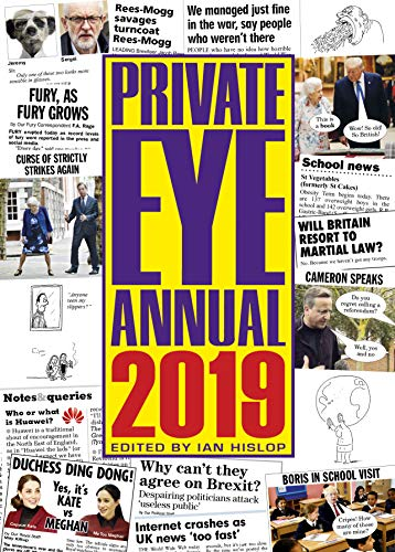 Private Eye Annual 2019 (Annuals 2019)