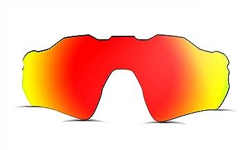 Prizo Polarized Replacement Lenses for Oakley Radar EV Path Sunglasses