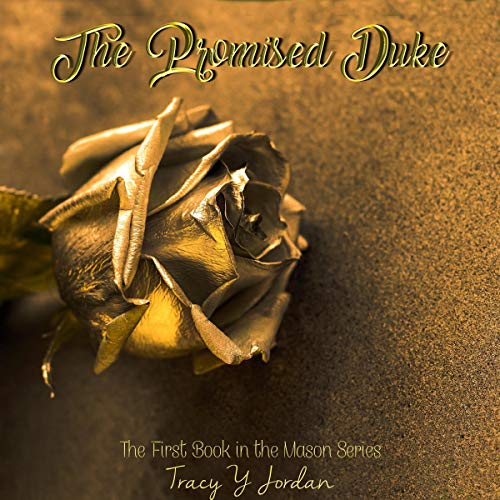 The Promised Duke audiobook cover art