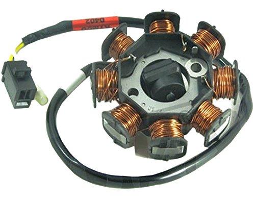 2EXTREME Lichtmaschine für Kymco Agility, Dink 50, Filly 50 4T