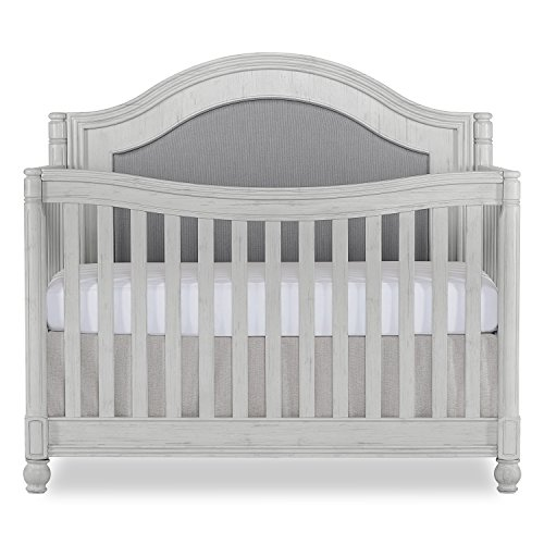 EVOLUR Kendal Curve 5-in-1 Convertible Crib