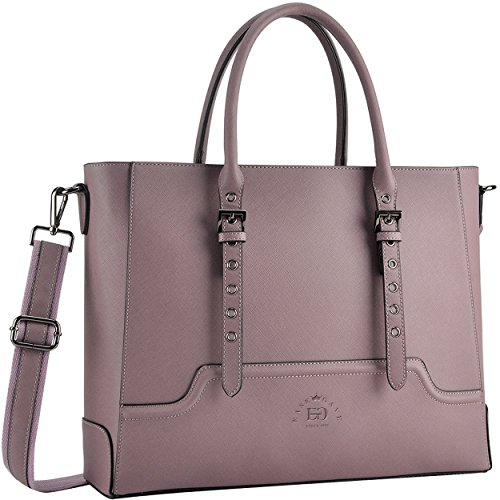 Laptop Bag for Women, 15.6 17 Inch Laptop Tote...