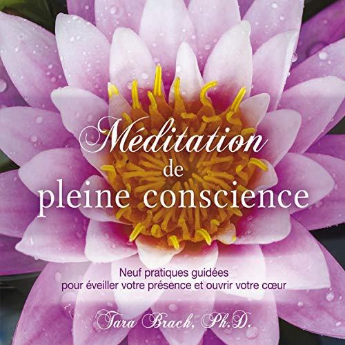 Couverture de Méditation de pleine conscience