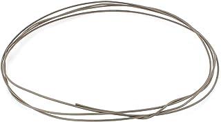 SOURCING MAP sourcingmap® 2mm de diá 12 AWG DE 2,5 METROS DE Rollo CABLE Calefactor Calefacción