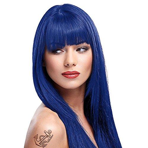Directions Hair Colour - Atlantic Blue 88ml Pot by La Riche