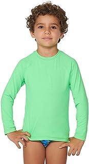 Camiseta Infantil UV Verde | 573.759