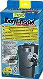 Tetra EasyCrystal FilterBox 600 Filtro Interno per Acquari con Scomparto per Il Termo Riscaldatore, per Un'Acqua Cristallina e Salubre, Utilizzabile in Acquari da 50 a 150 L