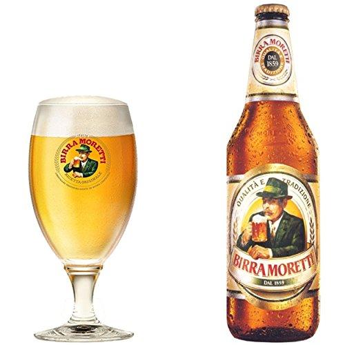 BIRRA MORETTI CLASSICA CL33X24PZ GRADAZIONE ALCOLICA 4.6% (083937)