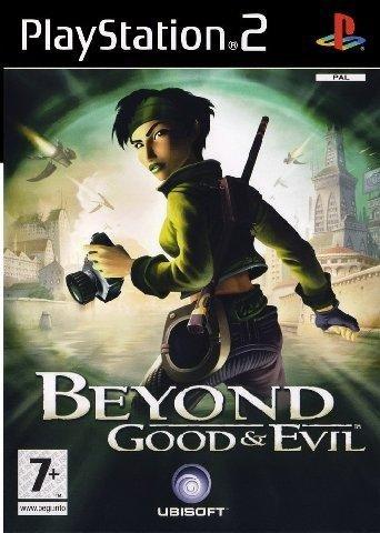 Beyond Good & Evil-(Ps2)