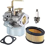 New 640152 Carburetor + 33268 Air Filter+...