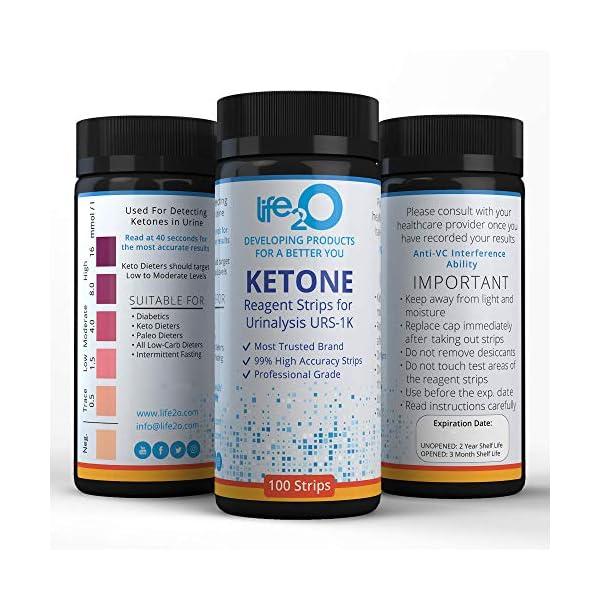 buy  Keto Urine Test Strips 100ct, Ketone Urinalysis ... Diabetes Care