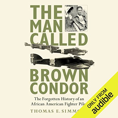 The Man Called Brown Condor audiobook cover art