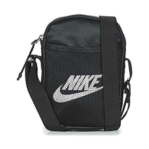Nike NK Heritage S Smit Pochette/Borselli Uomini Nero - Unica - Pochette/Borselli