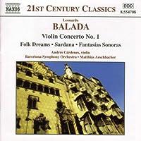 Balada: Orchestral Works (2000-09-18)