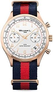 Reloj William L. - para Hombre WLOR01BCORNBR