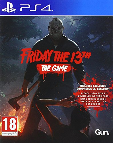 Giochi per Console U&I Entertainment Sw Ps4 SP4F06 Friday the 13th - The Game