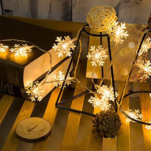 Zorara Cadena de Luces - Guirnalda Luces 6M 40 LED - Guirnal