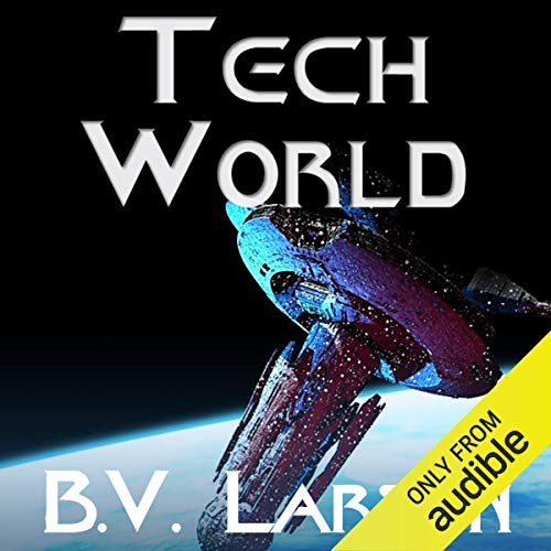 Tech World audiobook cover art