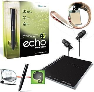 Livescribe 4GB Echo Smartpen Platinum Package