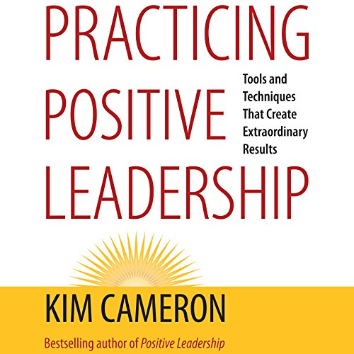 Practicing Positive Leadership: Tools and Techniques That Create Extraordinary Results (BK Business) cover art