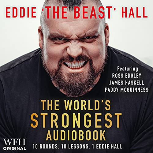 The World's Strongest Audiobook cover art