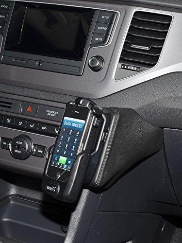 KUDA 1525 Halterung Kunstleder schwarz für VW Golf Sportsvan ab 02/2014