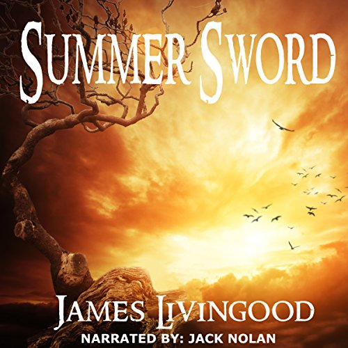 Summer Sword audiobook cover art