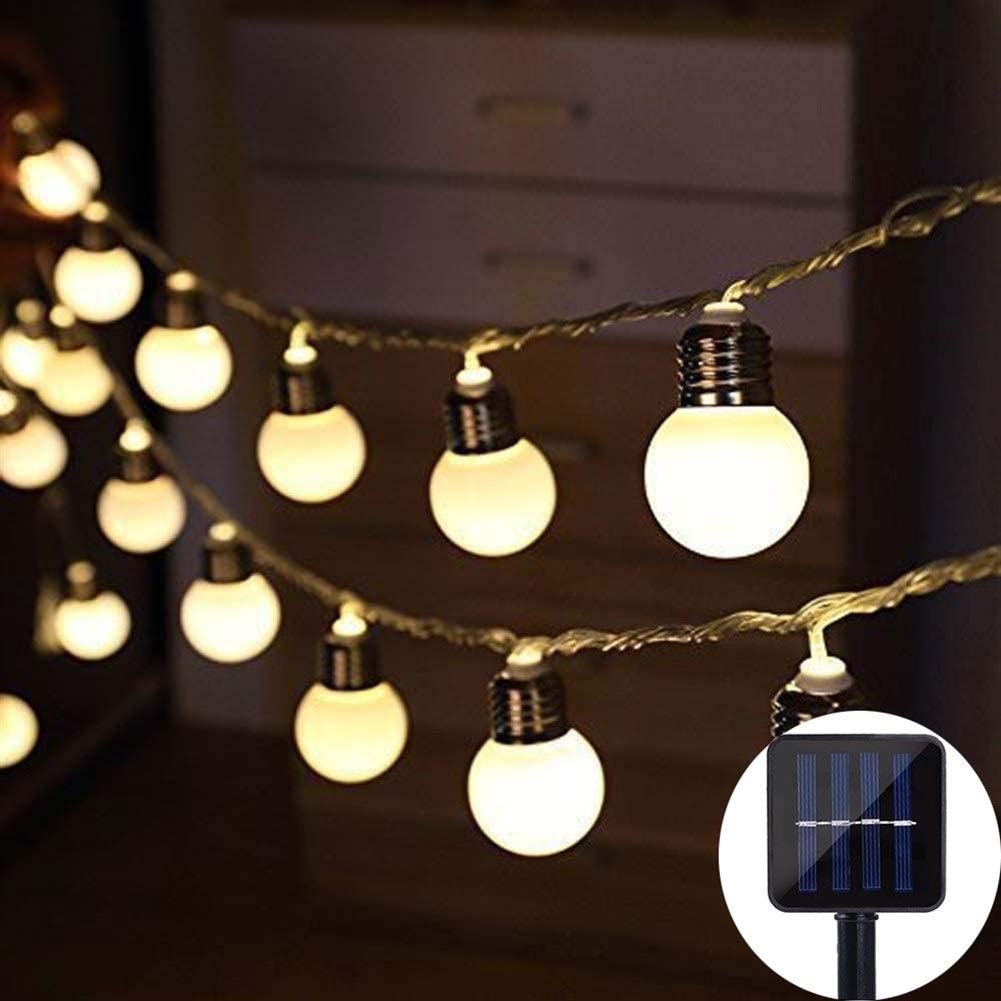 NPIL Sognante Fairy Lights,10 Free shipping New 20 G50 Globe Led Store 30 String
