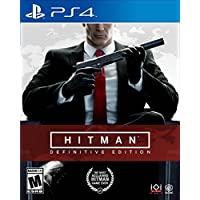 Hitman: Definitive Edition for PlayStation 4 by WB Games