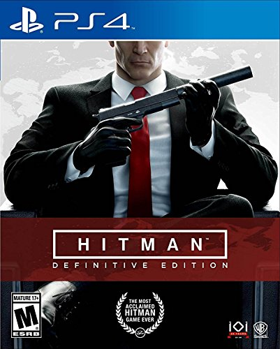 Hitman: Definitive Edition for PlayStation 4 [USA]