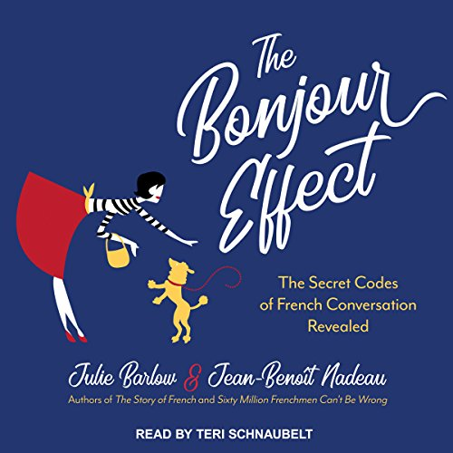The Bonjour Effect audiobook cover art