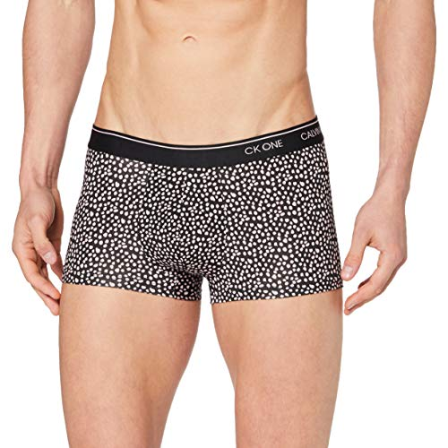 Calvin Klein Low Rise Trunk Ropa Interior, MAX Dots Print_Echo Pink, XS...