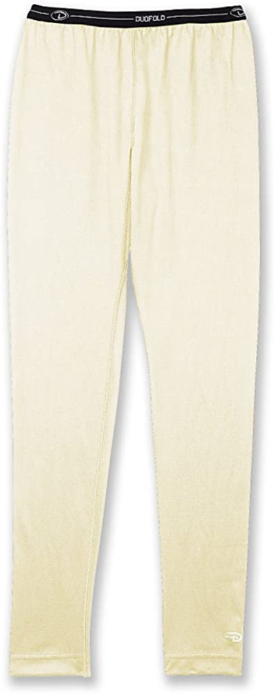 Duofold by Champion Varitherm Boys' Thermal Underwear_Pearl_XL