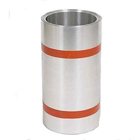 AMERIMAX HOME PRODUCTS 68310 10x10 Mill Finish Aluminum Flashing, Orange