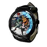 Anime Watch My Hero Academia Clock LED Touch Screen Waterproof Digital Light Clock Wristwatch Unisex Cosplay Gift New wristwatches Best Gift for Child