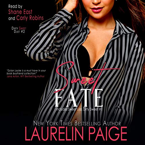 Sweet Fate  audiobook cover art