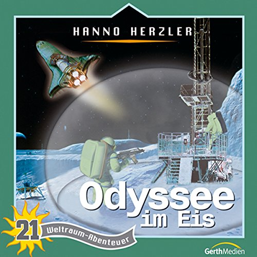 Odyssee im Eis audiobook cover art