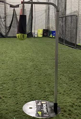Backspin Batting Tee & Launch Angle Pro...