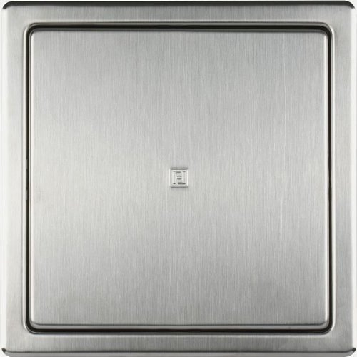 Haco Qualitäts-Edelstahl-Revisionstür-Revisionsklappe: 150x150mm, gebürsteter Oberfläche