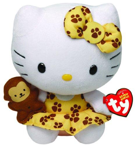 Ty Hello Kitty - Safari