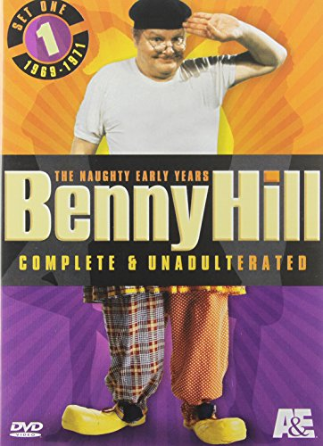Benny Hill: Complete & Unadulterated - Set 1 - 1