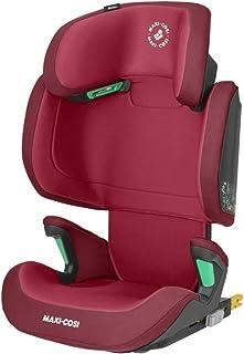Maxi-Cosi Morion Silla auto Grupo 2/3 isofix I-Size, 15 - 36 kg, crece con el niño en altura desde 100 hasta 150 cm (3.5 - 12 años), color rojo