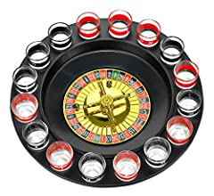 WHAT HAPPENS IN VEGAS... - Now happens in your own home! No need to go to the casino for authentic roulette action! GAMBLE GUILT FREE - There's no money on the line here! The only thing you run the risk of becoming addicted to is fun. GROUP FUN - Thi...