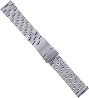 20MM WATCH BAND BRACELET FOR BREITLING SUPEROCEAN ABYSS 42MM COLT BRUSHED CE