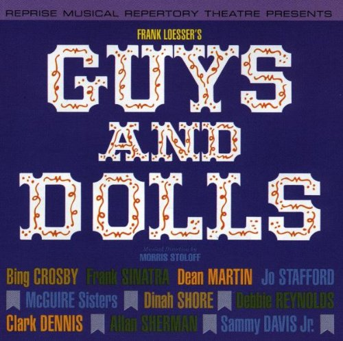 Guys And Dolls (1964 Studio Cast)