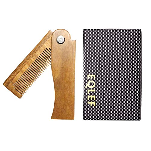 Peine de madera de sándalo peine antiestático peine de madera peine de...