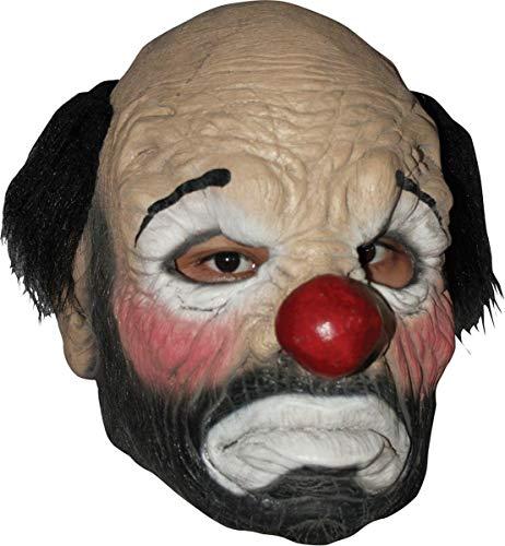 Generique - Trauriger Clown - Maske