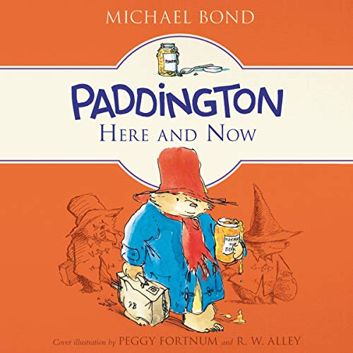 『Paddington Here and Now』のカバーアート