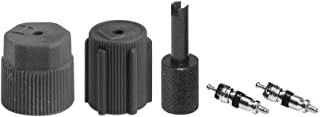 InterDynamics Certified AC Pro Car Air Conditioner Repair Kit (5 Items), for R134A Refrigerant High and Low Side Ports, LR-14