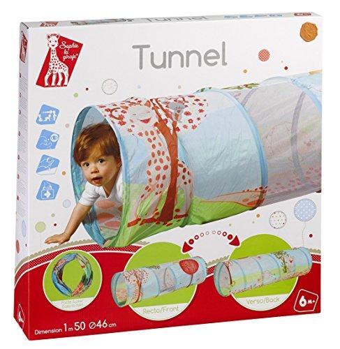 elements for kids GmbH -  VULLI 240111 Tunnel